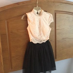Teen semi formal dress